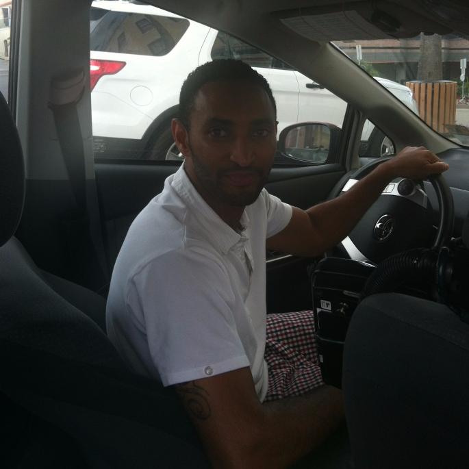 Jonathon The Friendly Cab Driver